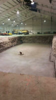COMMERCIAL CONCRETE JOBS, POOL RENOVATIONS AND MORE!!!!