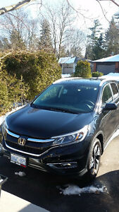 2015 Honda CR-V Touring AWD SUV, Crossover REDUCED!