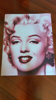 Marilyn Monroe, Original Lithography from Helenwein