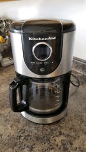KitchenAid coffee make