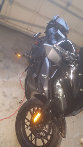 Electric motorcycle 100 kms