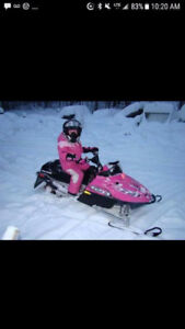 2007 Polaris 120 Snowmobile
