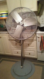 tpi industrial pedestal fan