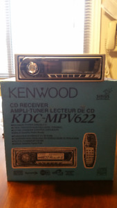 Kenwood Radio & Speakers