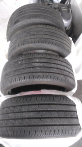 4 continental tires for sale 235/40r19 for sale $650