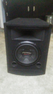 """brand new 10"""" pioneer champion subs in pa boxes"""