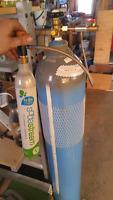 co2  SodaStream refill service.