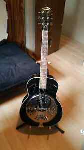 Fender resonator / trade for parlor size acoustic
