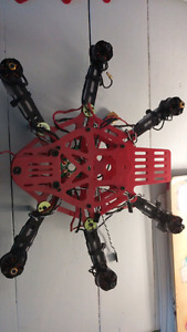 Hexacopter 300mm drone