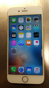 Telus / Koodo iPhone 6 16gb, Silver Excellent Condition