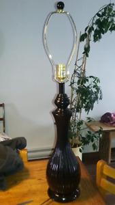 2 lampes inspiration vintage