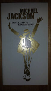 Michael Jackson The Ultimate Collection CD