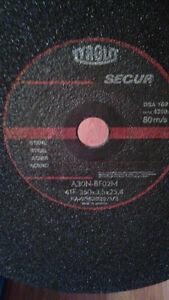 disque à tronçonner 14pcs/355mm