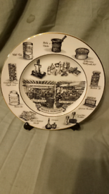 Boots the Chemist Limited Edition Plate