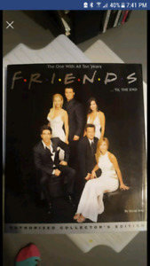 Friends Collector's Edition Coffee Table Book