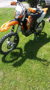 2010 KTM530 EXC PRICE TO SELL!