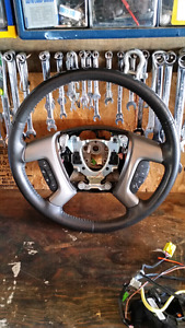 Chevrolet-Gmc 2007-2013 heated steering wheel