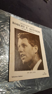 Photographic Report Robert F Kennedy Victim of Violence Collect