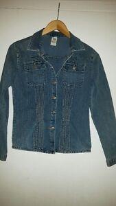 Jacket en jeans - Ado/Femme - Small/XSmall - Neufs