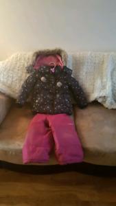 Manteau hiver fille 3 ans marque kamik