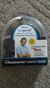 BlueParrott B250-XT Noise Canceling Bluetooth Headphone