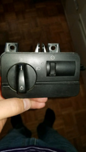 BMW 3 series e46 light module