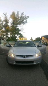 Beautiful 05 Honda Accord LX V6 Awesome Power Very Reliable!