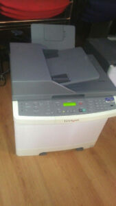 Lexmark Color Toner Printer