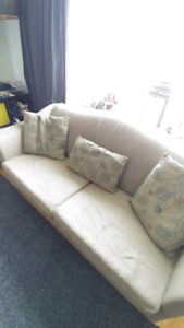 Contemporary 3 seater couch