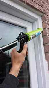 CALFEUTRAGE / CAULKING PROFESSIONEL