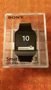 Sony Smartwatch 3 - Android wear