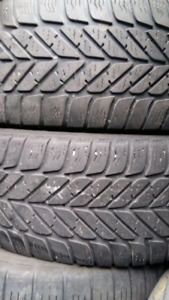 WINTER TIRES  215/60/r16
