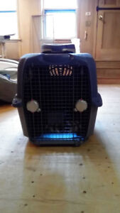 Large Dog Crate- airplane worthy!