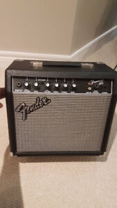 Fender Frontman 15G for Sale (Effects Pedal also Available)