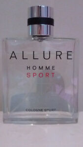 Chanel Perfume Parfum ALLURE for men pour homme