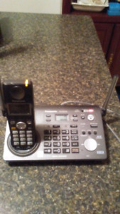 Panasonic 2 line 5.8 Ghz Phone