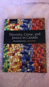 Diversity, Crime, and Justice in Canada - 2nd edition
