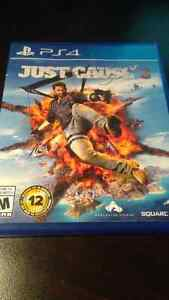 Just cause 3!