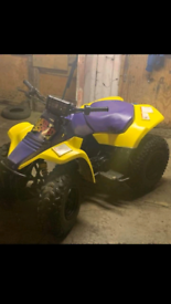 Used Suzuki quad for Sale | Motorbikes & Scooters | Gumtree