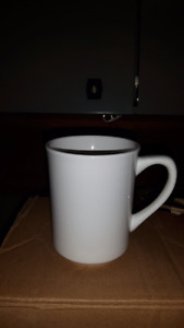 White Coffee Mugs