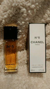 Authentic Chanel N 5 perfume. 50ml. Chanel No 5