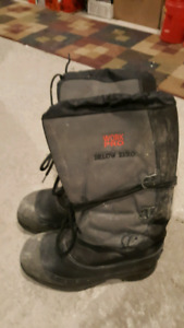 Men Steel Toed Winter Boots (CSA Approved)