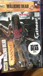 Walking Dead Michonne Decal (brand new)