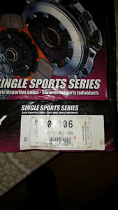 Exedy stage2 racing clutch