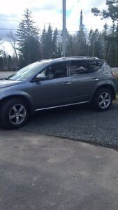 2007 Nissan Murano- fully loaded Inc heater leather seats.