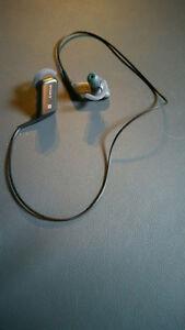 Water resistant Sony Bluetooth active sports headphones