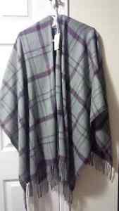Modern New Poncho - for sale !