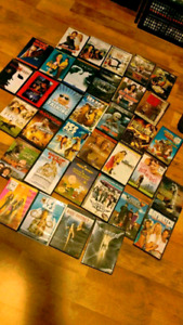 HUGE LOT 47 DVDS MOVIES FILMS