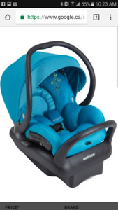 Maxi Cosi Mico 30 infant carseat/base for sale