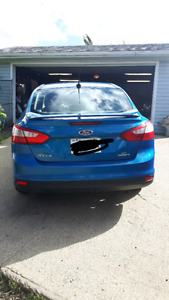 2013 Ford focus se for sale by owner